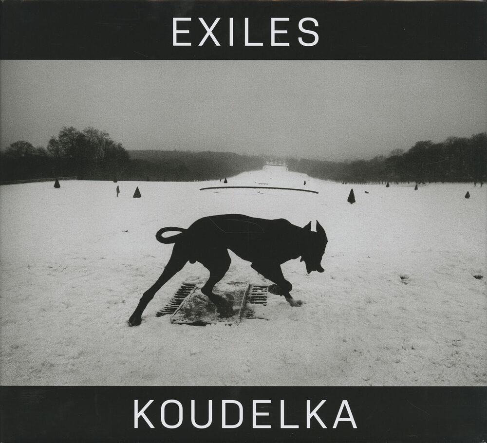 "Francesco Faraci legge ""Exiles"" di Josef Koudelka"